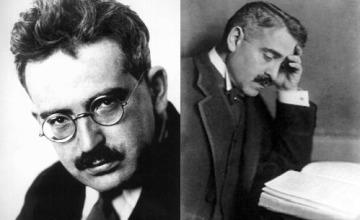 Walter Benjamin e Aby Warburg