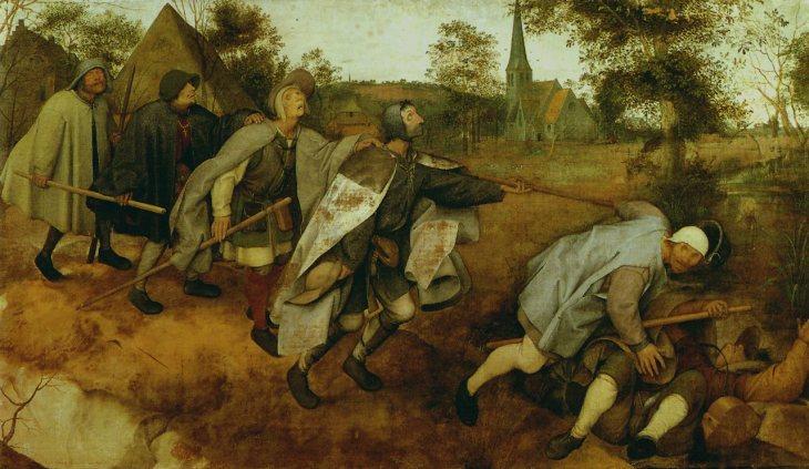 Pieter Brueghel,O Velho, (c.1525-1569 Bruxelas),