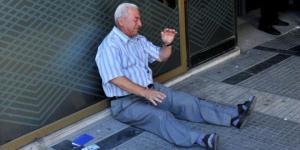 pensionista desesperado