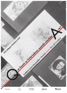 Colóquio de História de Arte na UFG (Universidade Federal deGoiás)