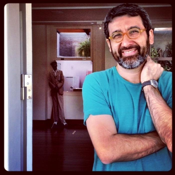Entrevista com Manoel Ricardo deLima
